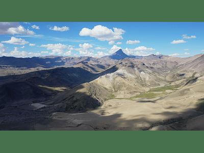 Video Cordillera de los Andes - EL Maule 01