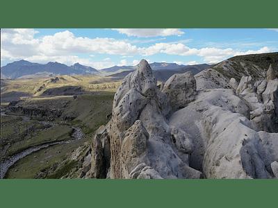 Video Cordillera de los Andes - EL Maule 03