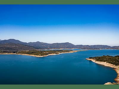 Photo Lake Colbún - El Maule Chile_0529