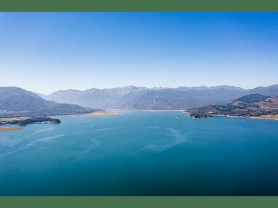 Photo Lake Colbún - El Maule Chile_0528