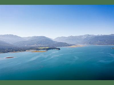 Photo Lake Colbún - El Maule Chile_0527