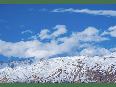 Foto Cordillera de Los Andes Chile OHiggins 89