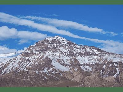 Foto Cordillera de Los Andes Chile OHiggins 91