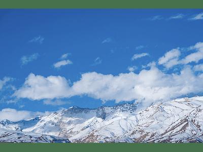 Foto Cordillera de Los Andes Chile OHiggins 92