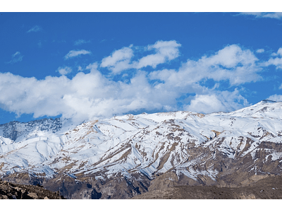 Foto Cordillera de Los Andes Chile OHiggins 93