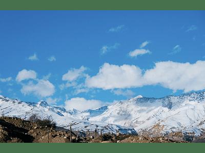 Foto Cordillera de Los Andes Chile OHiggins 95 -- GRATIS :D