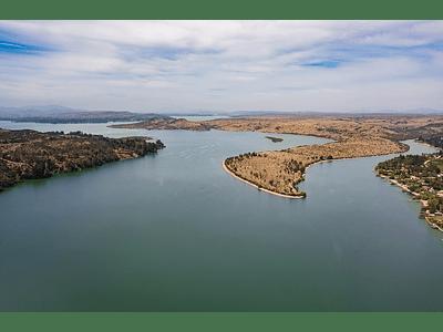Photo Lake Rapel Chile 0964