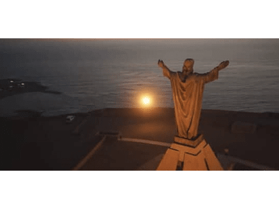 video Arica - Christ of Peace # 0009