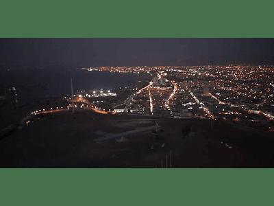 video Arica - Aerea Cristo de la Paz #007