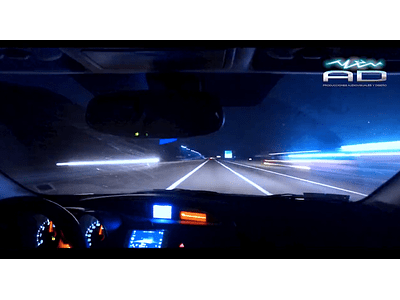 hiperlapse auto interior noche 01