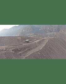 video Aerea minería camion tolva 02 FHD