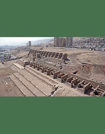 Foto Antofagasta Ruinas de huanchaca