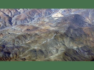 Photo Antofagasta mountains observatory La Silla