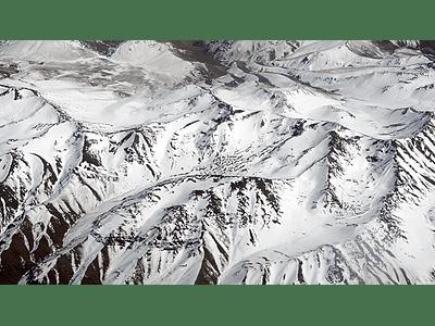 Foto Atacama desert mountains nevadas2