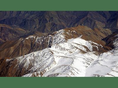 Foto Atacama desert mountains nevadas3
