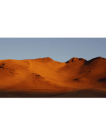 Photo Atacama desert mountains2 sunset