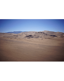 Photo Atacama desert mountains3