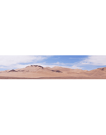 Photo Atacama desert panoramica1