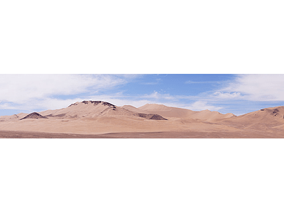 Foto Atacama desert panoramica1