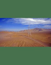 Foto Atacama tendido electrico