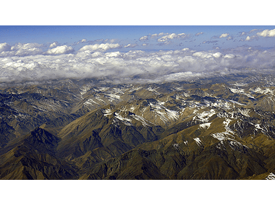 Photo Cordillera de los Andes1