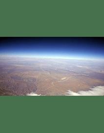 Foto Desierto de Atacama Chile desde lo alto