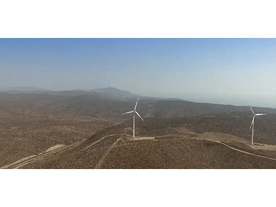 video Coquimbo Wind Farm 3