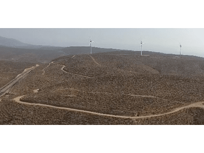 video Coquimbo Wind Farm 1