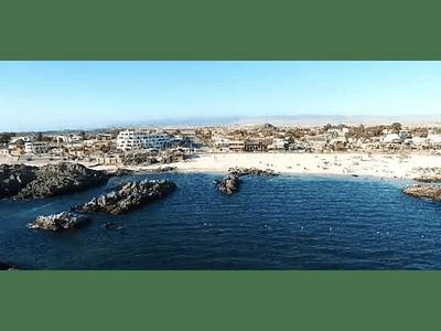 video Bahia Inglesa # 004 beach and sea