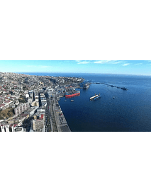 air videos Valparaiso Chile 1 with drone
