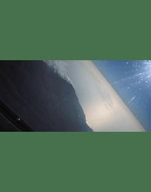 video regresando desde el espacio #01