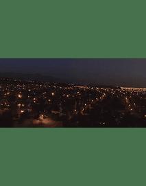 video Aerea santiago noche #003