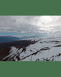 Foto cumbres nevadas Lagunillas 01