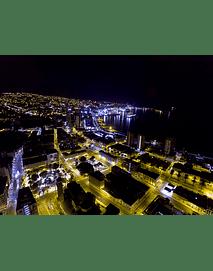Foto Valparaiso noche 01