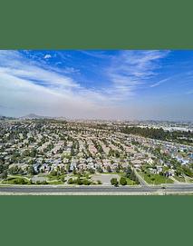 Foto aerea barrio sur oriente