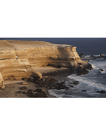 photo cliffs of Antofagasta