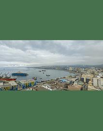 Panoramica Valparaiso puerto 01