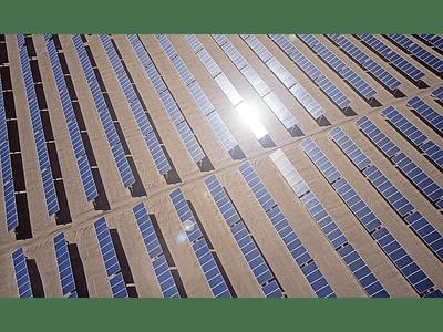 Photo energy-solar-panels