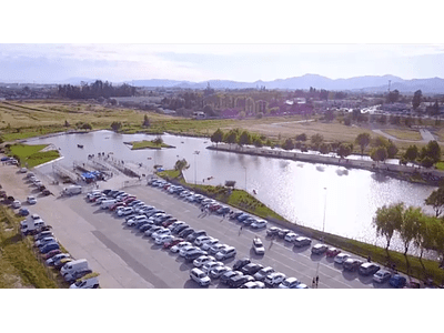 video laguna artificial kajak 01