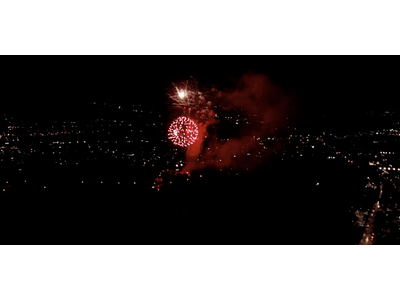 Video new year, curico # 02