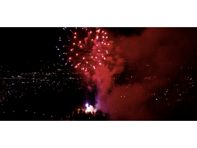 Video new year, curico # 03