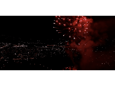 Video new year, curico # 04