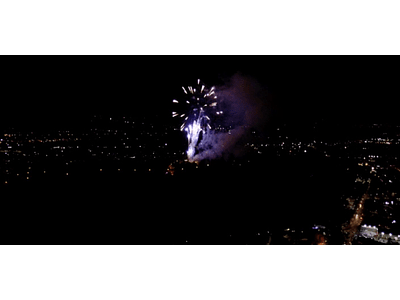 Video new year, curico # 01
