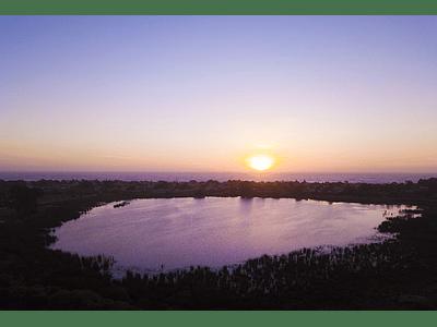 Foto aérea laguna las Cruces 01