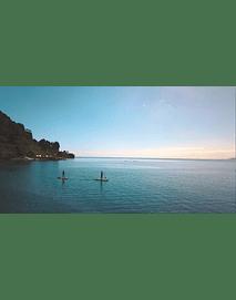 Video deporte nautico en lago llanquihue 02