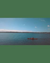 Video deporte nautico en lago llanquihue 04