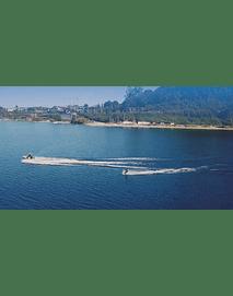 Video deporte nautico en lago llanquihue 05