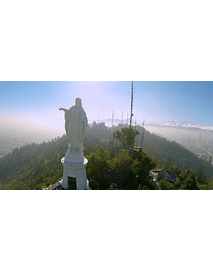 Video Virgen cerro San Cristobal 01