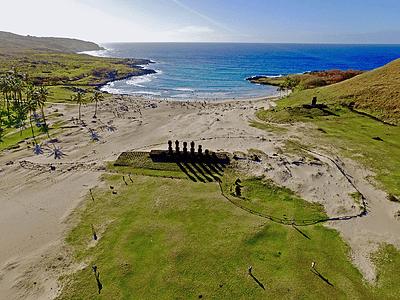 Photo DJI_0043 Diego R - Easter Island