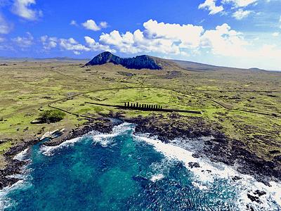 Photo DJI_0066 Diego R - Easter Island